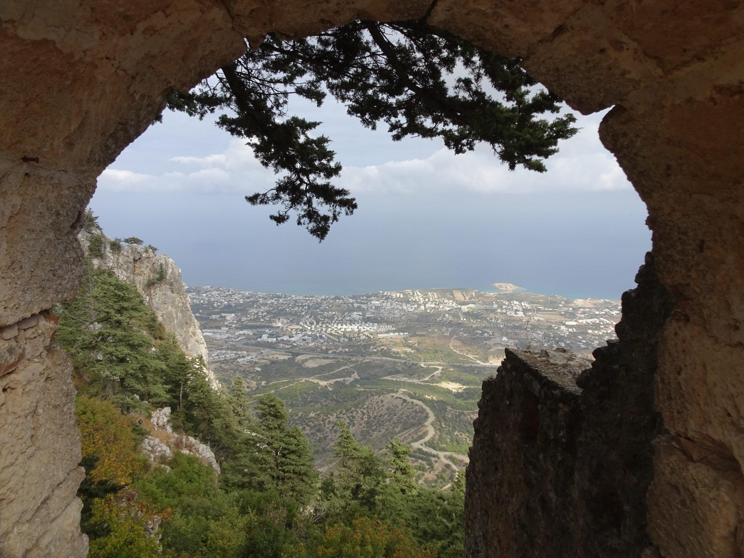 Kyrenian kaupunki, Kypros